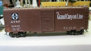 Kadee  40' box Santa Fe # 31698 Grand Canyon Line  No box