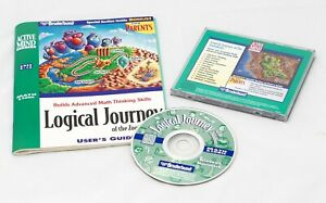 Logical Journey of the Zoombinis (1996) [PC CD-ROM] *Original/Retro*