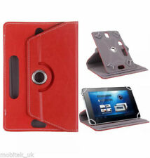 """Custodie e copritastiera rossi pelle sintetici per tablet ed eBook Dimensioni compatibili 7"""""""
