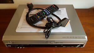 Panasonic DMR-EZ49V VHS DVD Kombi Recorder Fernbedienung Bedienungsanleitung