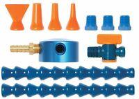 "Magnetic Base Manifold Kit for 1/4"" Loc-Line® USA Original Modular System #40463"