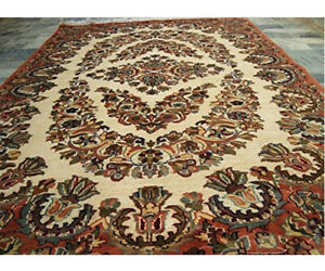 Shab-E-Chiragan Exclusive Area Rug Hand Knotted Wool Silk Carpet (6 x 4)'