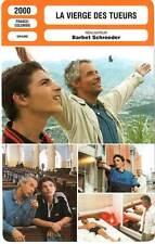 FICHE CINEMA : LA VIERGE DES TUEURS - Jaramillo,Ballesteros,Schroeder 2000