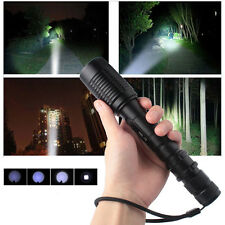 Bright 10000LM G700 X800 Zoom in/out CREE XML T6 LED Flashlight Torch Lamp Light