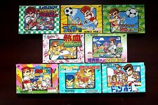 Famicom FC Nekketsu Kunio-kun Hot Blooded Collection boxed JP 8 games US Seller