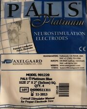 PALS® Empi Tens electrodes, 2x2 Square 4 per pack, 6 packs 901220 Axelgaard