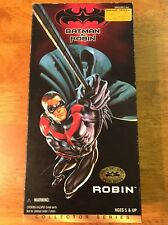 "Batman And Robin Robin 12"" Action Figure Collector Series SE Kenner 1997 MISB"