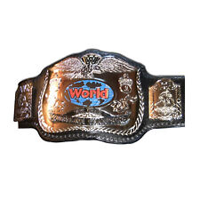 WWF World Tag Team Wrestling Championship Replica Belt
