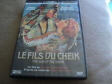 "DVD ""LE FILS DU CHEIK"" Vilma BANKY, Rudolph VALENTINO"
