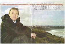 Coupure de presse Clipping 2005 (4 pages) Christophe Hondelatte