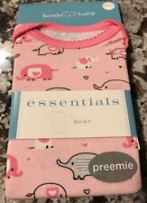 NWT BABY GIRL GOWN SIZE PREEMIE