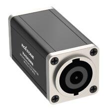 RASX8MM 8 Pole SpeakON Feedthrough Coupler NEW! - Equivalent to Neutrik NL8MM