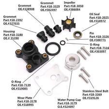 Johnson EVINRUDE Cobra OMC OEM Water Pump Impeller Repair Kit 394711 0394711