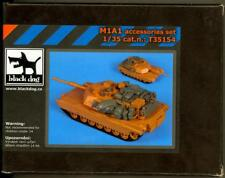 Blackdog Models 1/35 M1A1 ABRAMS TANK ACCESSORIES SET Resin Set
