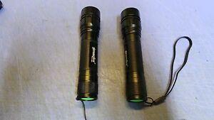 2 - Skywolfeye TLY-6501 - Focusable LED Flash Light with 200 Lumens. NEW