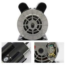New Listing5 Hp Spl 3450rpm Electric Air Compressor Duty Motor 56 Frame 58 Shaft 230v Usa