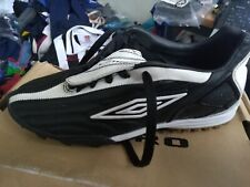 UMBRO ASTRO  footbal trainerst in   K LEATHERleather size  6 uk at £20