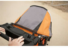 Hanging Universal Baby Stroller Parent Console Organizer Double Cup Holder New