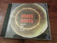BRASS ROOTS - PURPLE CHA CHA HEELS CD ACCURATE RECORDS LATIN JAZZ FUNK