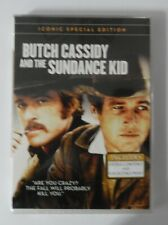 Butch Cassidy and the Sundance Kid (Dvd, 2-Disc Special Edition)-New/Sealed.