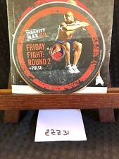 Beachbody Insanity Max 30: Friday Fight: Round 2 +Pulse Replacement Dvd Disc #5!