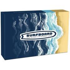 Surfbrett 2 Unzen silber