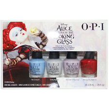 OPI Mini Alice Through The Looking Glass Collection 2016 Nail Lacquer Set of 4