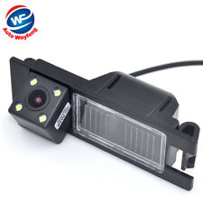 Car Rear View Camera with LED For Alfa Romeo 156 159 166 147 Brera Spider 2005