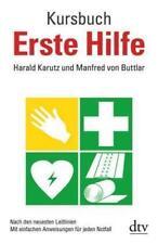 Kursbuch Erste Hilfe von Harald Karutz und Manfred Buttlar (2008)  #s11