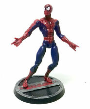 "Marvel Comics leggende metropolitane superposeable esclusivo Spiderman 6"" figure e stand"