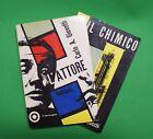 Lotto 2 Volumi - F. De Santis - C. A. Giovetti - 1^ Ed. Vallecchi 1959