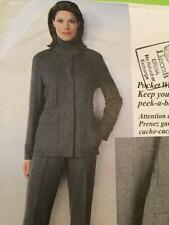 Vogue Sewing Pattern 2190 Misses Pants Jacket Size 14-18 Donna Karan Uncut