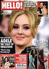 HELLO! Magazine 28/01/2013 ADELE Tamara Ecclestone DUCHESS OF CAMBRIDGE @NEW@