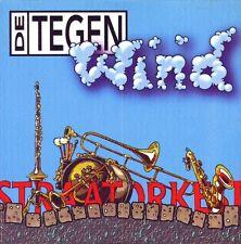 DE TEGEN WIND - STRAATORKEST - RARE 1999 Dutch Import CD