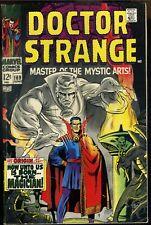 Doctor Strange #169 VG+   Origin Dr Strange