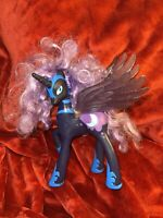 2013 My Little Pony Talking Nightmare Moon/Princess Luna Light Up Wings Tested