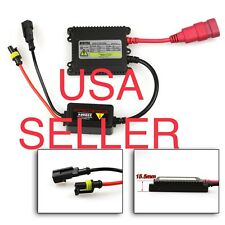 55 Watt SLIM HID BALLAST - Quality Replacement Mini Power Box 4 Xenon Light Kit