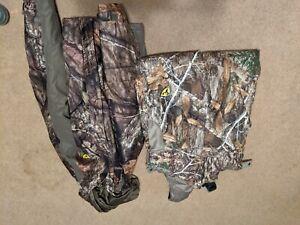 Scent Blocker drencher insulated men's medium