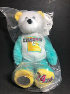 NEW Limited Treasures MISSOURI State Quarter Coin Bear w/Tags RETIRED 2003 L@@K