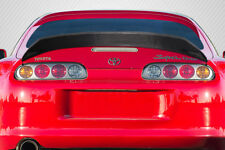 Toyota Supra 93-98 Carbon Creations Carbon Fiber Raymer Wing Spoiler