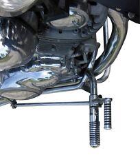2 Fußrasten für die vorverlegte Rastenanlage für Yamaha Virago XV1100 XV750 535