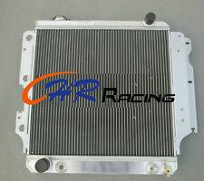 all aluminum radiator for Jeep Wrangler YJ/TJ/LJ RHD 1987-2006 AT/ MT