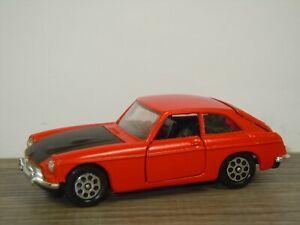 MGC GT - Corgi Toys Whizzwheels 378 England *45618