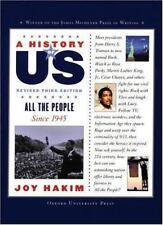 A History of US: All the People 11 by Joy Hakim (2007, Paperback, Revised)