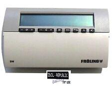 Fröling - Regler SW + Wandmontagesockel - TEM - SR 5240 C1 - 803708 -
