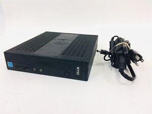 Dell Wyse 7020 Thin Client G-T56N 1.65GHz 16GB SSD 4GB Windows 7