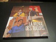 """RARE! COFFRET DVD """"LA VIERGE DES TUEURS"""" de Barbet SCHROEDER"""