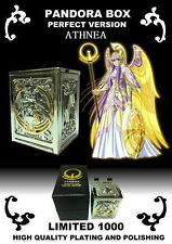 Saint Seiya Athena Die Cast Metal Pandora Box Perfect Version with box Brand New