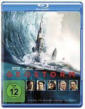 Geostorm Blu-ray NEU OVP Gerard Butler