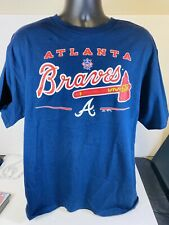 Atlanta Braves 2010 Majestic Shirt Size Large